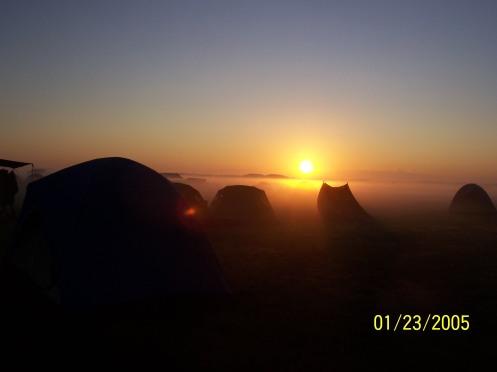 Camp Misty